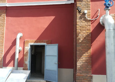 TeaTek_Centro Idrico Mentuccia ROMA