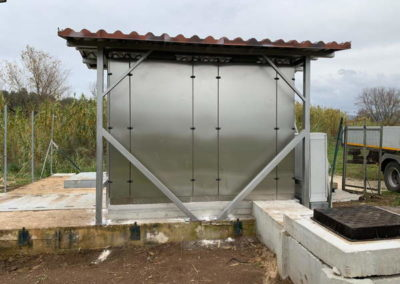 TeaTek_Grotta Portella S1 Sewerage System