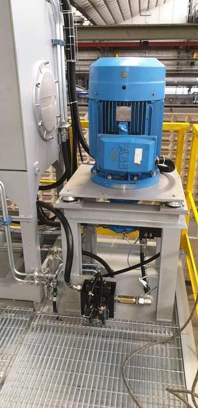 TeaTek_Press Hydraulic