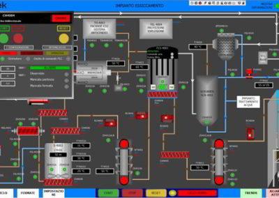 TeaTek SCADA system