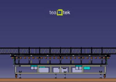 TeaTek_Impianto Formatura a Caldo