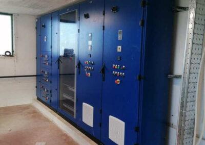 TeaTek_Monte Scorano Water Center_Electrical Panel