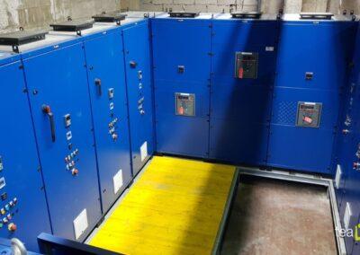 TeaTek_ URBE Water Lifting Plant_Electric Panel