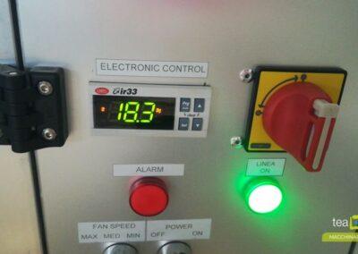 TeaTek_Impianto Raffreddamento Apparati M346_Dettaglio Interfaccia