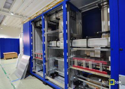 TeaTek_Impianto Sollevamento Acque URBE_Quadro elettrico
