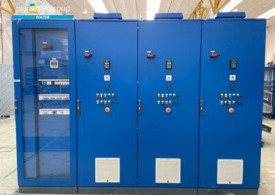 TeaTek_Mascherone Purifier_Electric Panel MBR