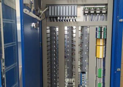 TeaTek_Mascherone Purifier_Electric Panel PLC