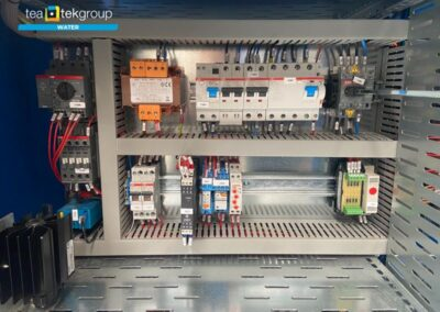 TeaTek_Mascherone Purifier_Panel Motor Control Center 101