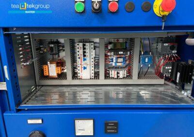 eaTek_Mascherone Purifier_Panel Motor Control Center 102