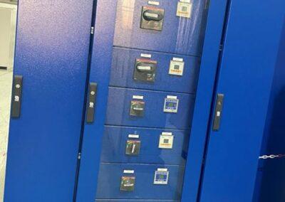 TeaTek_Mascherone Purifier_Panel Power Control Center