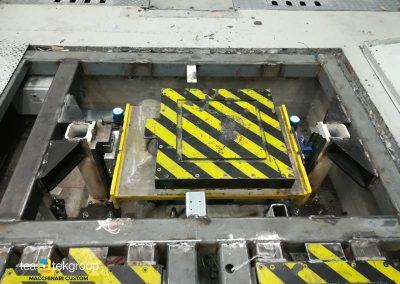 TeaTek_Upgrade of Trunnion Cell Floating Plates